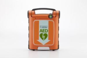 défibrillateur automatisé externe (DAE)